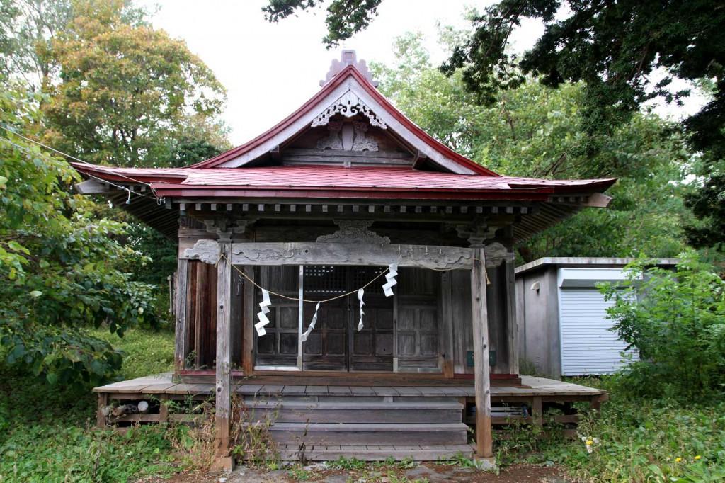 恵美寿神社本殿2