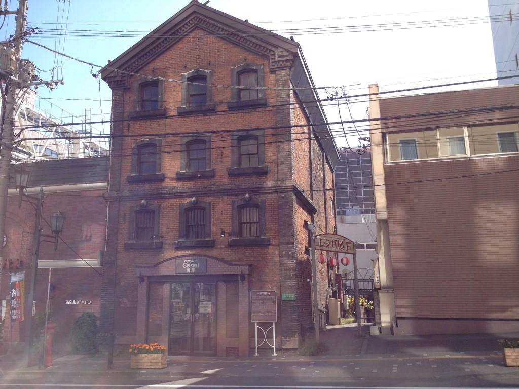 旧向井呉服店支店倉庫