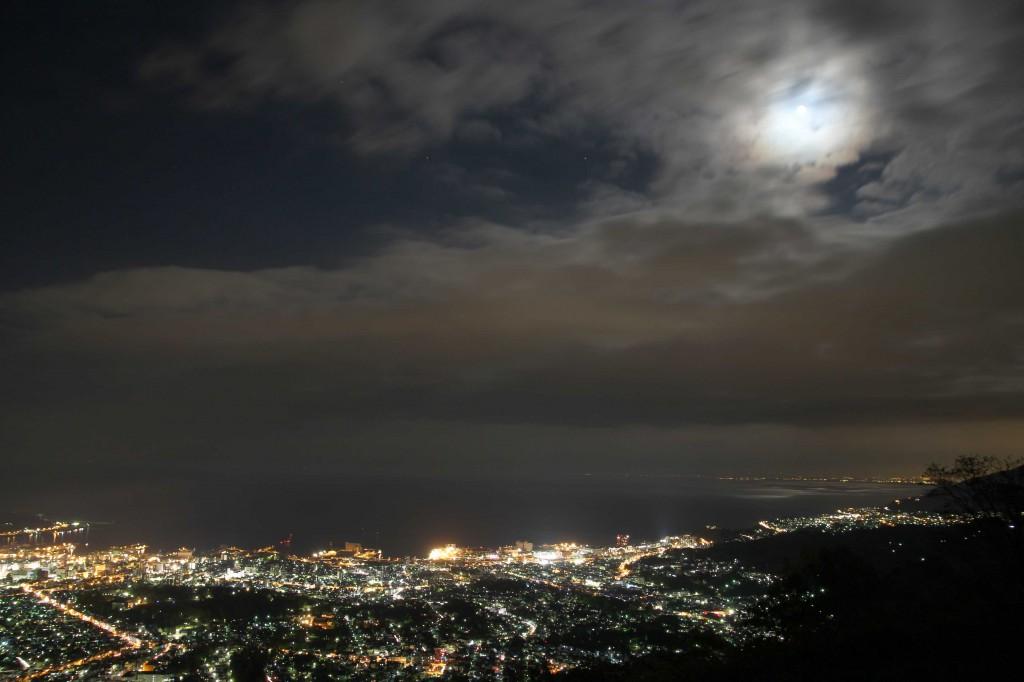 天狗山夜景3