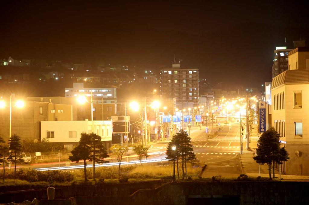 北海道道820号小樽港稲穂線