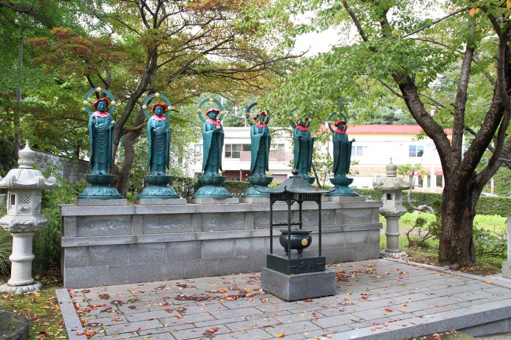 天上寺地蔵
