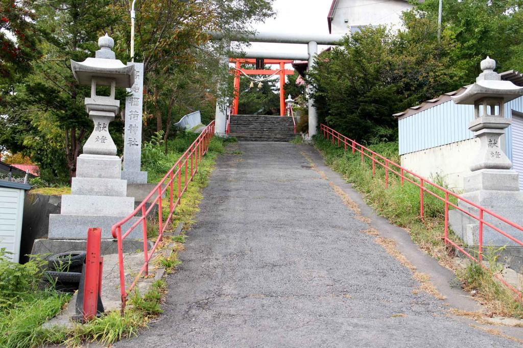 高島稲荷神社1