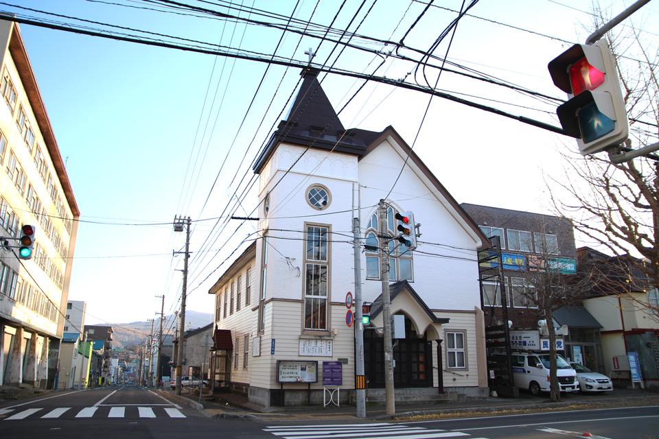 旧小樽組合基督協会