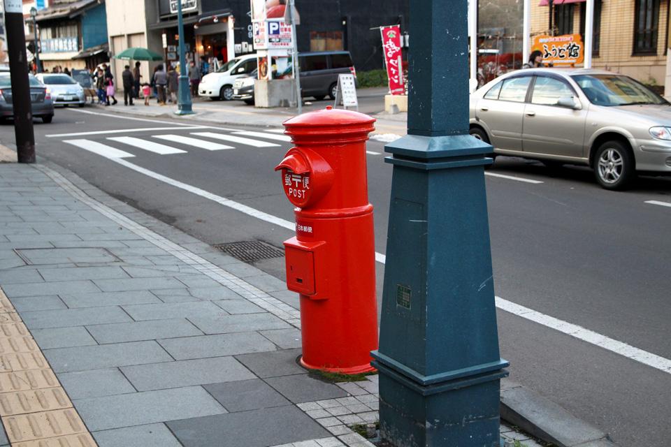 堺町通り郵便ポスト2