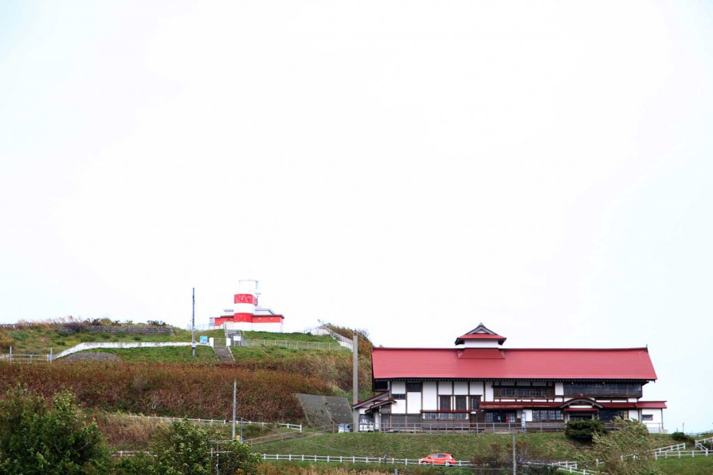 日和山灯台・鰊御殿