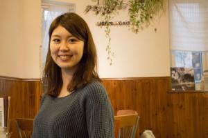 2013年度ミス小樽-菊池夏未さん