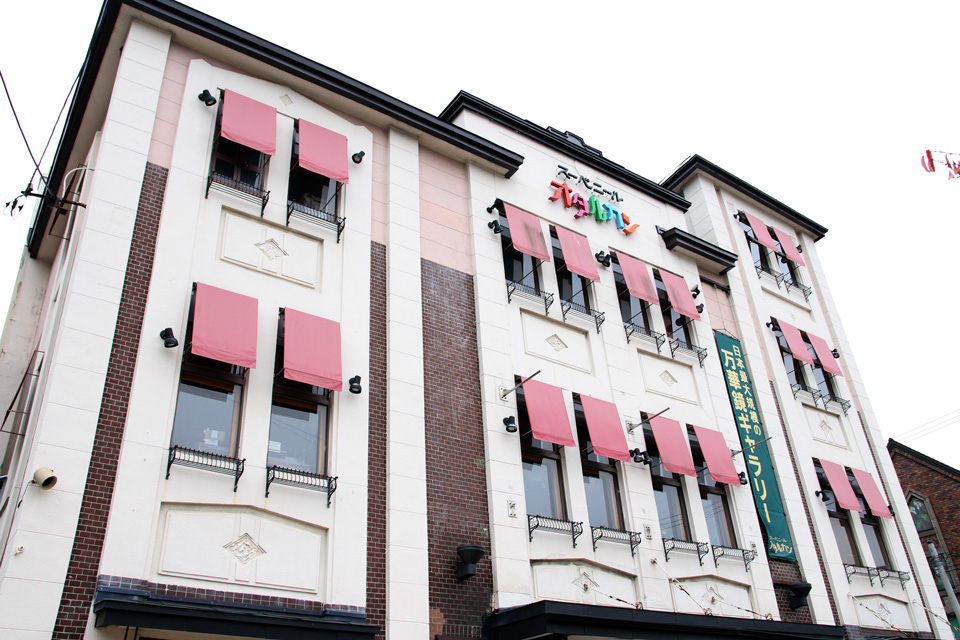旧戸出物産小樽支店1