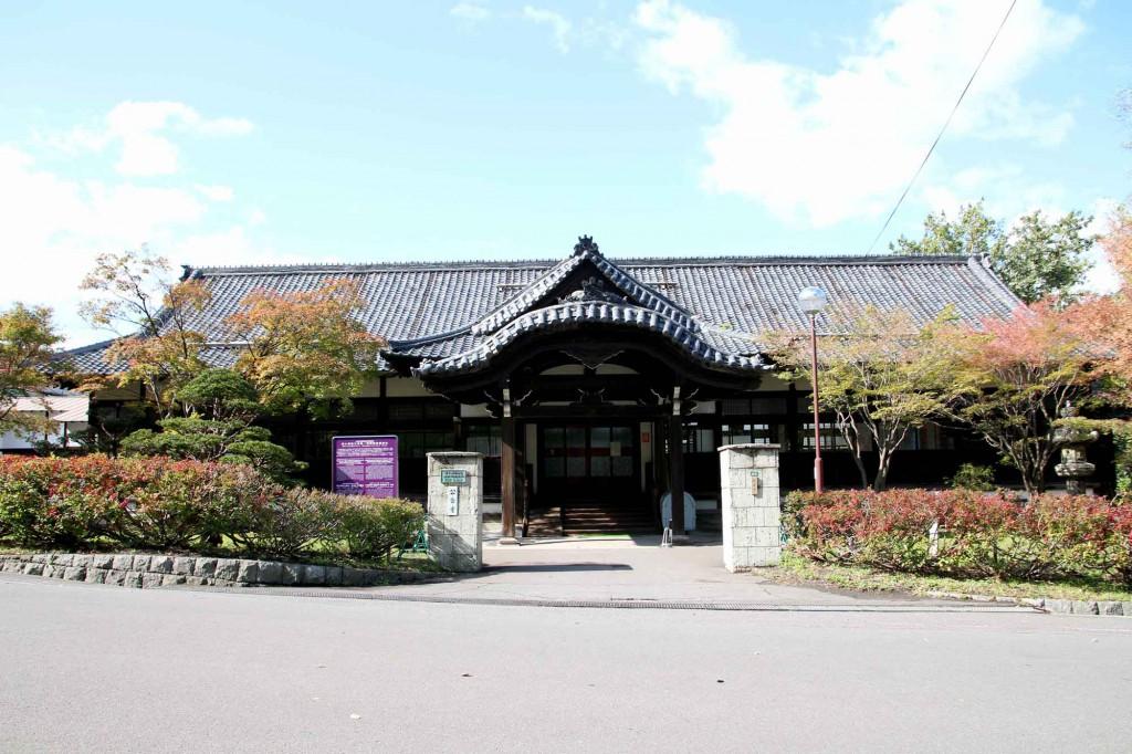 旧小樽区公会堂