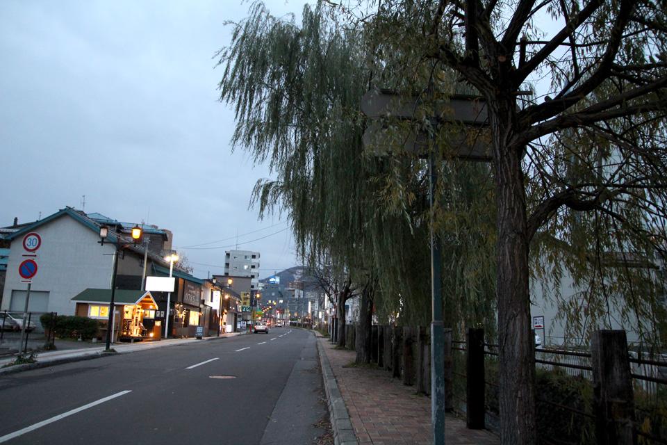 小樽寿司屋通り2