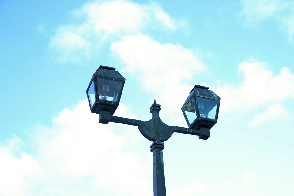 運河街灯2