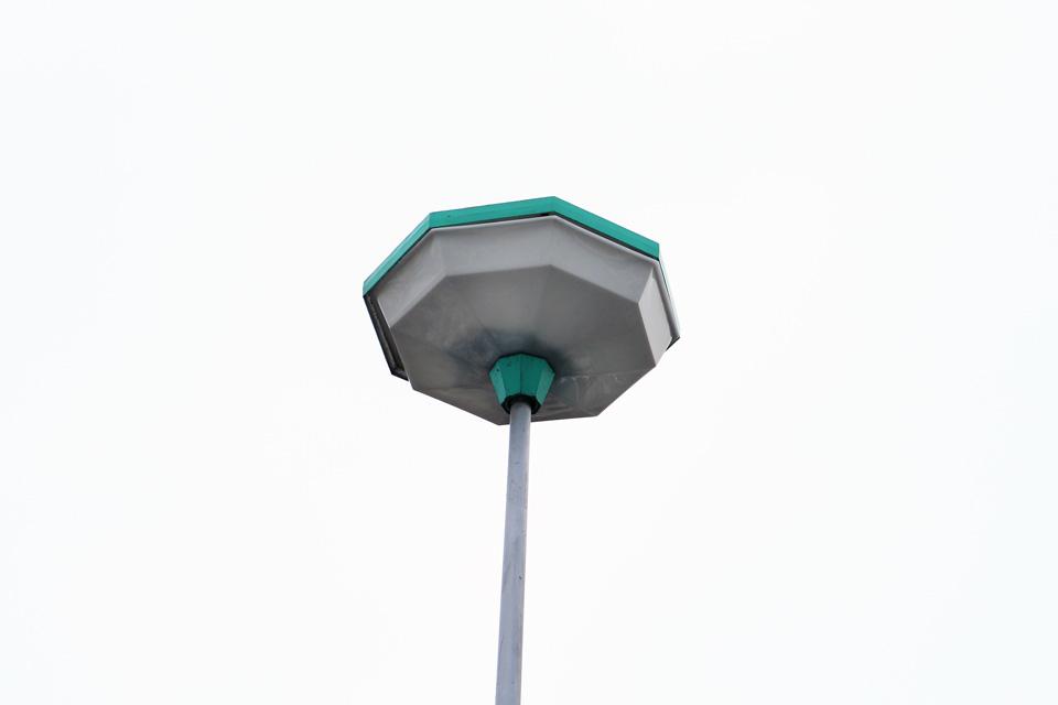 小樽駅前の街灯2