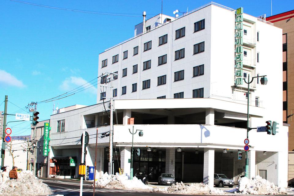 小樽グリーンホテル別館