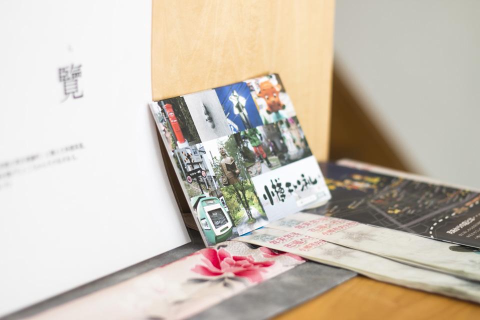 ぼうだらさん小樽チャンネルポストカード