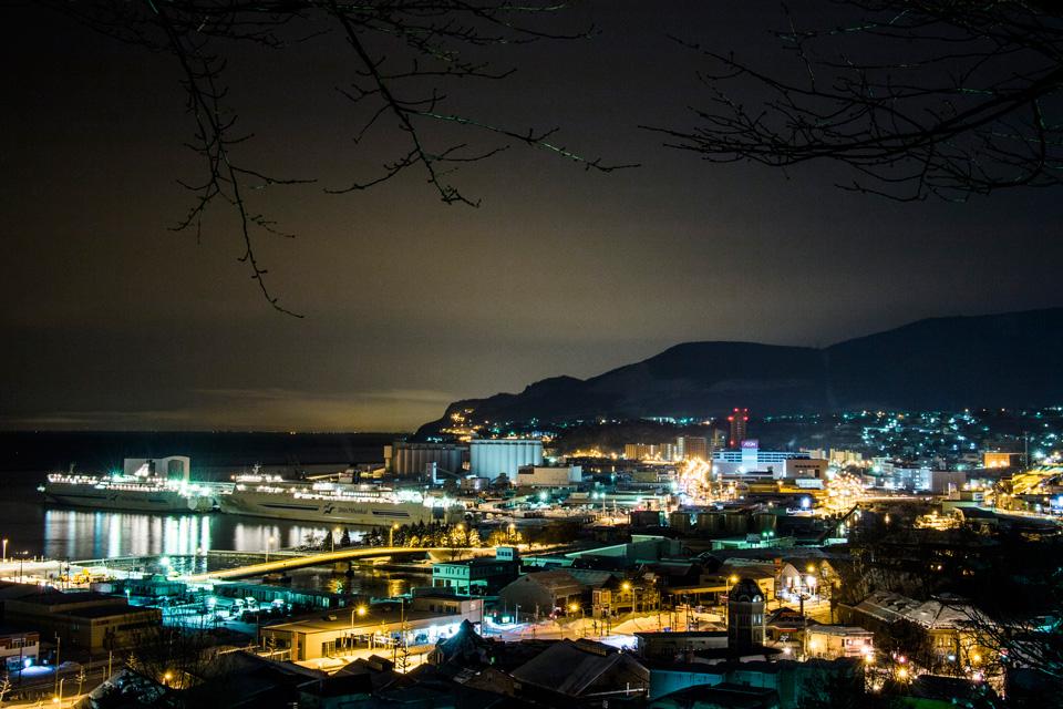 水天宮夜景