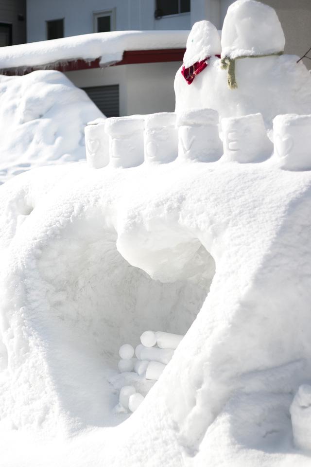 小樽雪あかりの路love