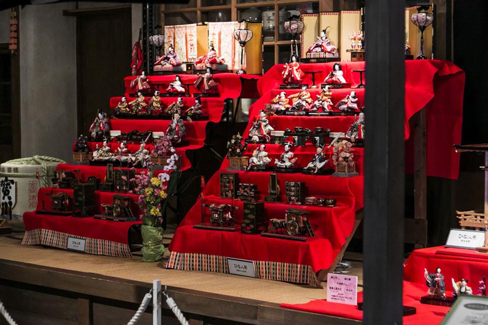 雛めぐり-小樽市総合博物館