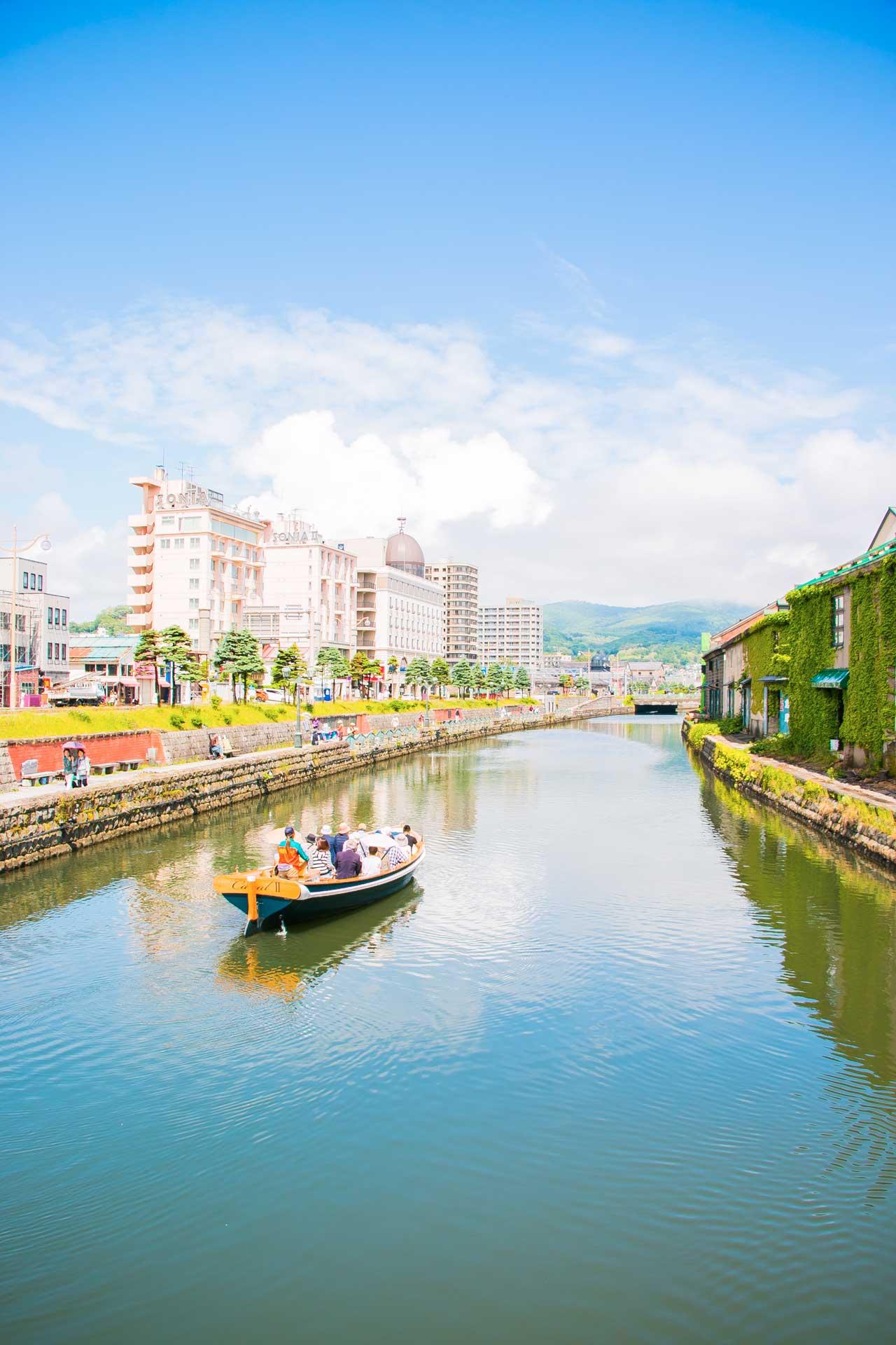 小樽運河20140617