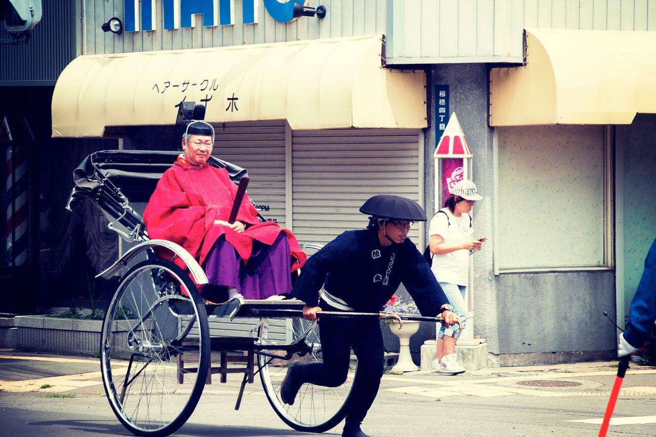住吉神社例大祭