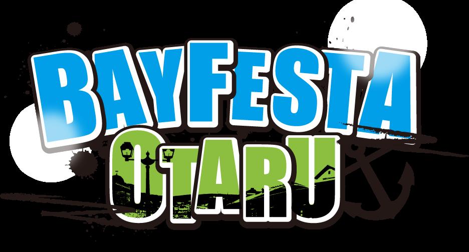 bayfestaotaru logo
