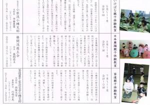 伝統文化こども(親子)教室−3