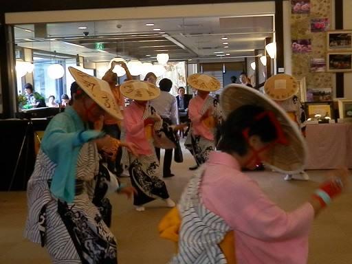 高島越後盆踊り