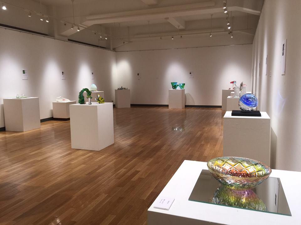 小樽硝子アート展2015